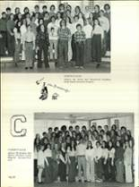 1974 Carteret High School Yearbook Page 92 & 93