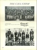 1974 Carteret High School Yearbook Page 100 & 101