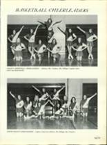 1974 Carteret High School Yearbook Page 108 & 109