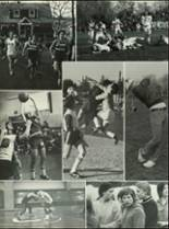 1974 Carteret High School Yearbook Page 110 & 111