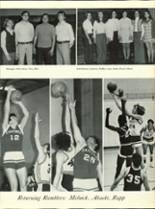 1974 Carteret High School Yearbook Page 122 & 123