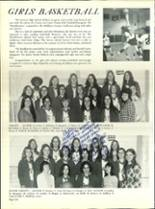 1974 Carteret High School Yearbook Page 128 & 129