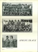 1974 Carteret High School Yearbook Page 134 & 135