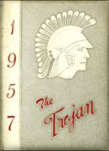 1957 Yearbook Center Grove High School
