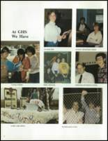 1983 Gillespie Community High School Yearbook Page 10 & 11