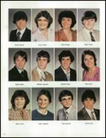 1983 Gillespie Community High School Yearbook Page 16 & 17