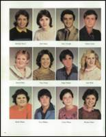 1983 Gillespie Community High School Yearbook Page 20 & 21