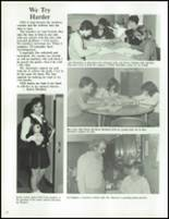 1983 Gillespie Community High School Yearbook Page 26 & 27