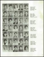 1983 Gillespie Community High School Yearbook Page 32 & 33