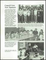 1983 Gillespie Community High School Yearbook Page 38 & 39