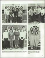 1983 Gillespie Community High School Yearbook Page 52 & 53