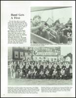 1983 Gillespie Community High School Yearbook Page 56 & 57