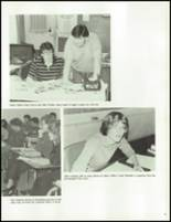 1983 Gillespie Community High School Yearbook Page 58 & 59