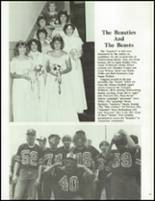 1983 Gillespie Community High School Yearbook Page 62 & 63