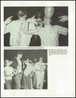 1983 Gillespie Community High School Yearbook Page 66 & 67