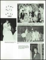 1983 Gillespie Community High School Yearbook Page 72 & 73