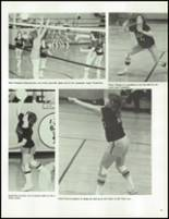 1983 Gillespie Community High School Yearbook Page 82 & 83