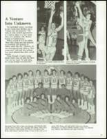 1983 Gillespie Community High School Yearbook Page 84 & 85