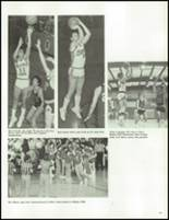 1983 Gillespie Community High School Yearbook Page 86 & 87