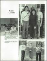 1983 Gillespie Community High School Yearbook Page 106 & 107