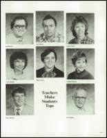 1983 Gillespie Community High School Yearbook Page 120 & 121