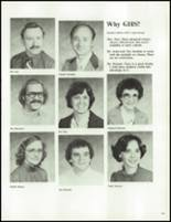1983 Gillespie Community High School Yearbook Page 122 & 123