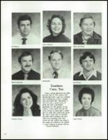 1983 Gillespie Community High School Yearbook Page 124 & 125