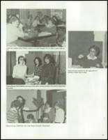 1983 Gillespie Community High School Yearbook Page 128 & 129