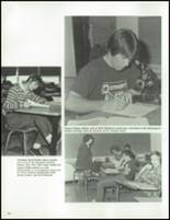 1983 Gillespie Community High School Yearbook Page 134 & 135