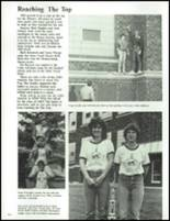 1983 Gillespie Community High School Yearbook Page 154 & 155