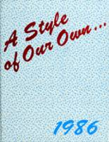 1980 Yearbook Bolsa Grande High School