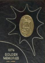 1974 Yearbook Hendersonville High School