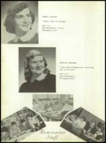 1958 Remsen Central High School Yearbook Page 14 & 15