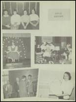 1958 Remsen Central High School Yearbook Page 36 & 37