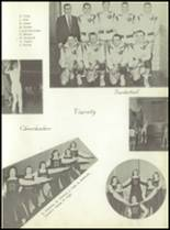 1958 Remsen Central High School Yearbook Page 40 & 41