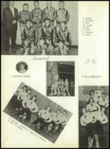 1958 Remsen Central High School Yearbook Page 42 & 43