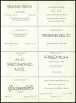 1958 Remsen Central High School Yearbook Page 46 & 47