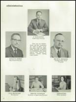 1964 Warwick High School Yearbook Page 14 & 15