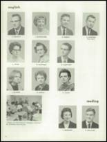 1964 Warwick High School Yearbook Page 16 & 17