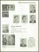 1964 Warwick High School Yearbook Page 20 & 21