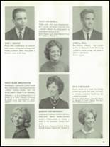 1964 Warwick High School Yearbook Page 26 & 27