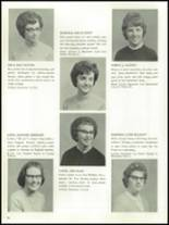 1964 Warwick High School Yearbook Page 30 & 31