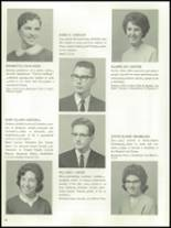 1964 Warwick High School Yearbook Page 32 & 33