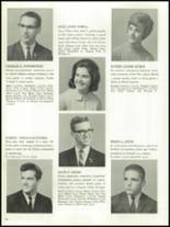 1964 Warwick High School Yearbook Page 34 & 35