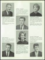 1964 Warwick High School Yearbook Page 36 & 37