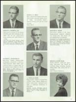 1964 Warwick High School Yearbook Page 38 & 39