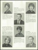 1964 Warwick High School Yearbook Page 40 & 41