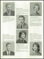 1964 Warwick High School Yearbook Page 42 & 43