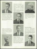 1964 Warwick High School Yearbook Page 44 & 45