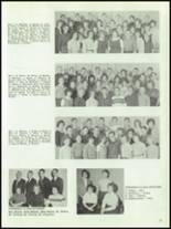 1964 Warwick High School Yearbook Page 56 & 57